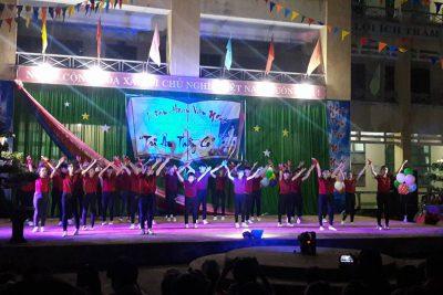 THCS Nguyễn Tất Thành hôm nay